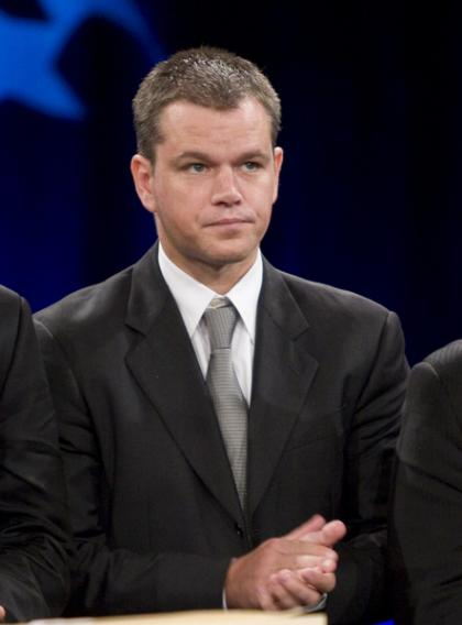 Matt Damon says James Bond is an 'imperialist, misogynist sociopath'