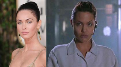 Will Megan Fox replace Angelina Jolie as Lara Croft?