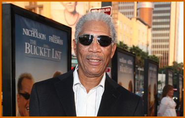 Morgan Freeman Still Suffering From Crash Injuries
