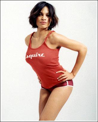 Rosario Dawson's Sexy Esquire Outtake Pictures