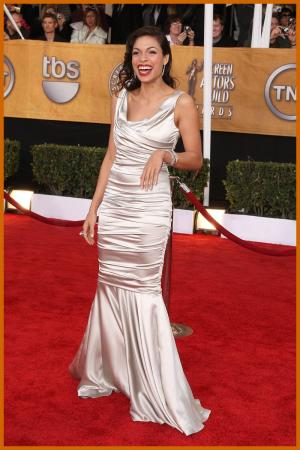 Rosario Dawson's Screen Actors Guild Awards Look