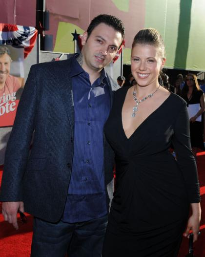 Jodie Sweetin's drug tests are clean; ex details her past drug use