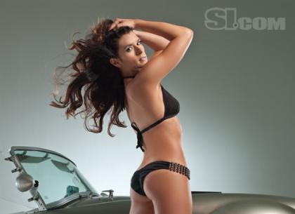 Danica Patrick Sports Illustrated Swimsuit Photos