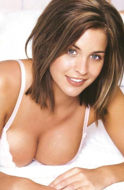 S.S. Gemma Atkinson is 'Britain's Sexiest Single 2009?.