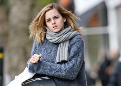 Emma Watson's Hampstead Retail Romp