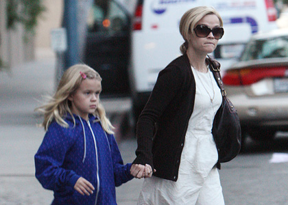 Reese Witherspoon: Just Another Embarrassing Mom