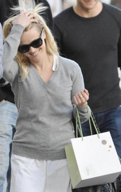 Reese Witherspoon's kids think she's totally embarrassing