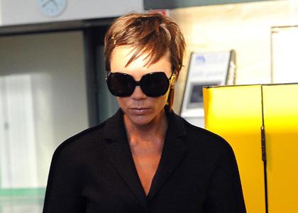 Victoria Beckham: Back to Milan