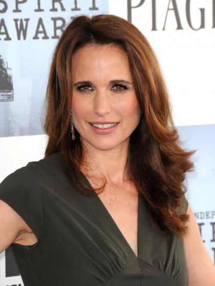 Andie MacDowell to older actresses: stop obsessing on negativity
