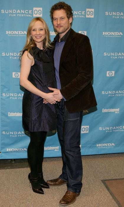 Anne Heche and James Tupper welcome baby Atlas
