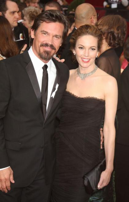 Diane Lane is standing by husband Josh Brolin after cheating rumors