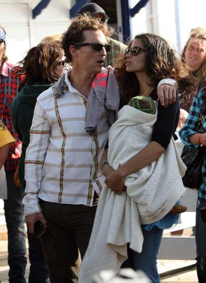 Moms to Matthew McConaughey  Camila Alves: get married already!