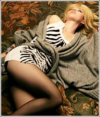 Sexy Scarlett Johansson's Mango Ads Part 2