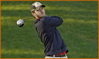 Justin Timberlake Opening Golf Course