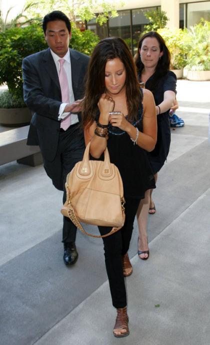 Ashley Tisdale: Business Babe