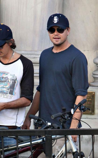 Leonardo DiCaprio: Living It Up in London
