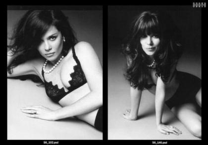 Anna Friel Vanity Fair Magazine Photos