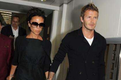 Victoria Beckham lives a hard life