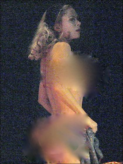 Anna Friel Naked in Breakfast at Tiffany's