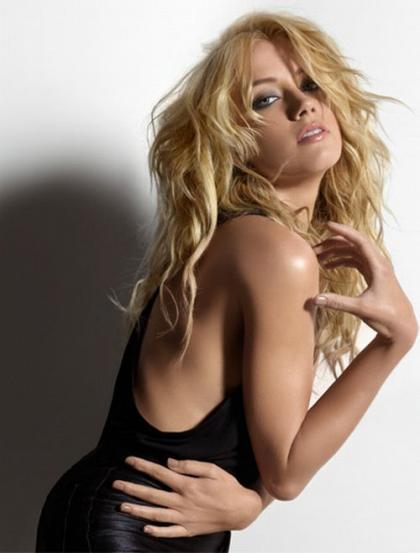 Amber Heard in FHM