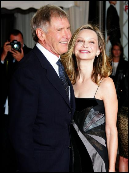 Harrison Ford on his love for Calista Flockhart, plans green wedding