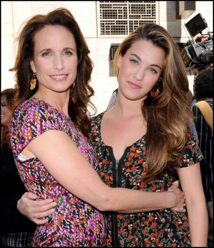 Andie MacDowell, 51, 'I?m still here'