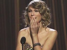 Taylor Swift 'Never Imagined' She Could Win Top CMA Award