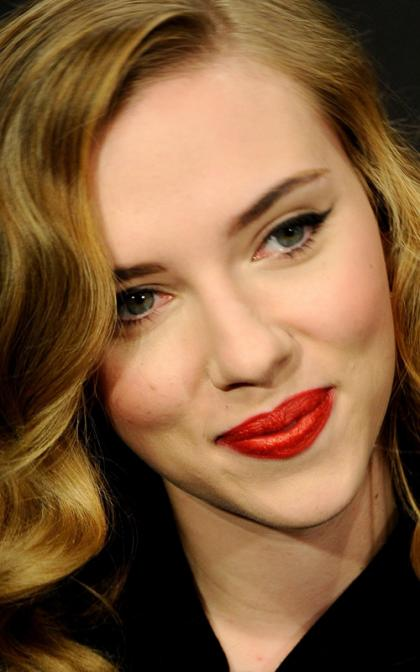 Scarlett Johansson: Mango Night in Madrid