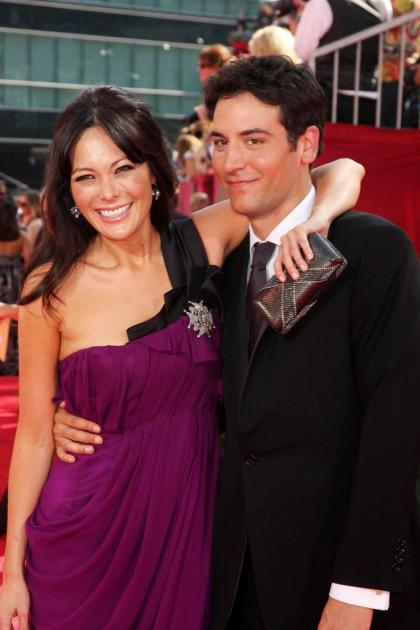 Lindsay Price and Josh Radnor break up after a year; save Eastwick!
