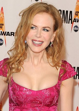 Nicole Kidman breast implants