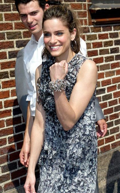 Amanda Peet: Baby On the Way!