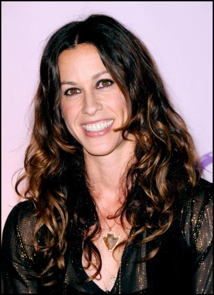 Alanis Morissette on battling depression: running and marijuana help