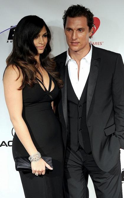 Matt McConaughey and Camila Alves: MusiCares Couple