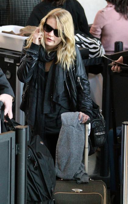 Emilie de Ravin: LAX Lady