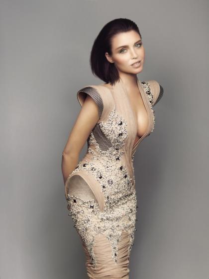 Dannii Minogue Photoshoot for Harper's Bazaar Australia