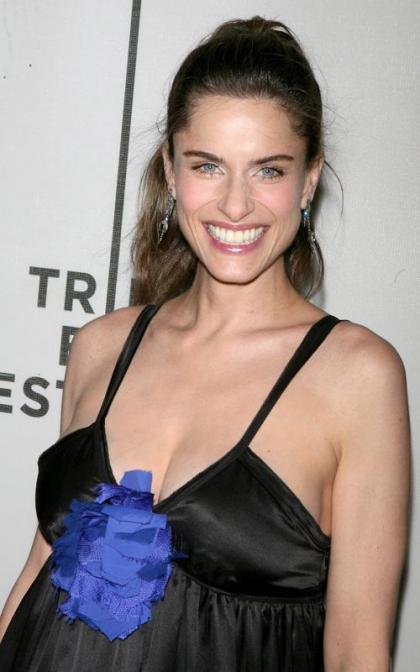 Amanda Peet Shows Off Post-Baby Body