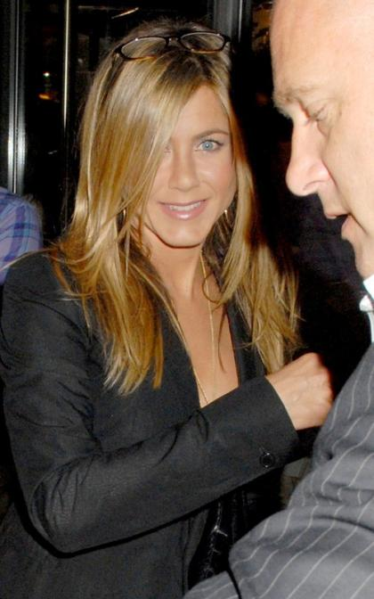 Jennifer Aniston's Night Out in London