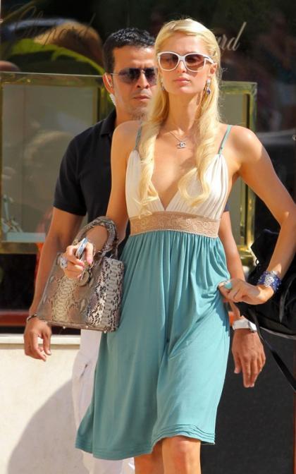 Paris and Nicky Hilton: Monte Carlo Mates