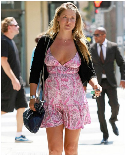 Ali Larter Is One Hot Soon To Be Mama