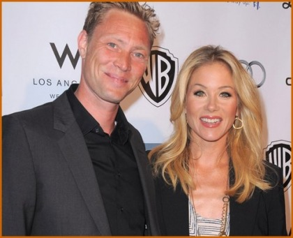 Christina Applegate Expecting First Child