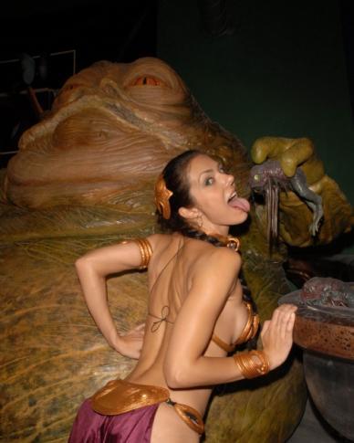 Adrianne Curry's Half Naked Nerd Emporium