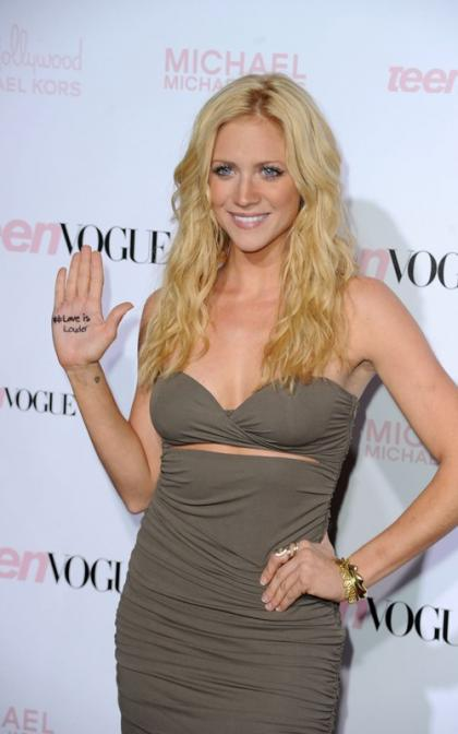 Brittany Snow: Back on the Market