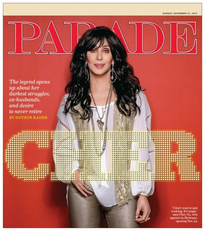 Cher, 64, on her new boyfriend 'I?d never before been with anybody over 30'