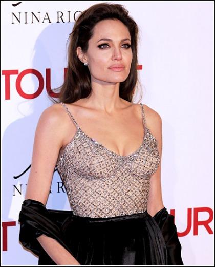 Анджелина Джоли вышла в свет в прозрачном топе (ФОТО ...