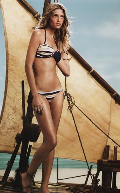 Ana Beatriz Barros: C&A Sexy