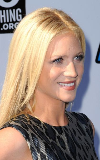 Brittany Snow: 2011 Do Something Awards Beauty