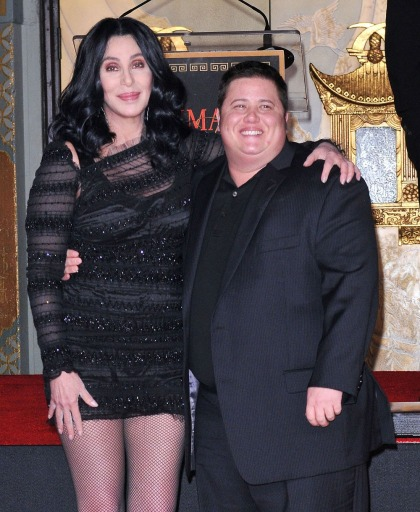 Cher defends Chaz against 'stupid bigots'