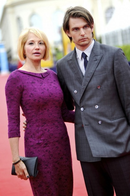 Ellen Barkin, 57, asks 26 year old boyfriend to marry her