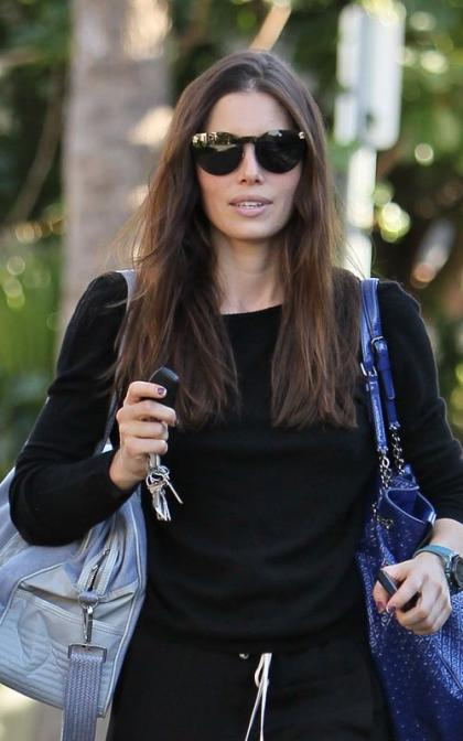 Jessica Biel's Gal Pal Get-Together