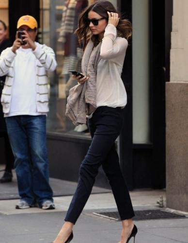 Miranda Kerr's Sexy Supermodel Strut